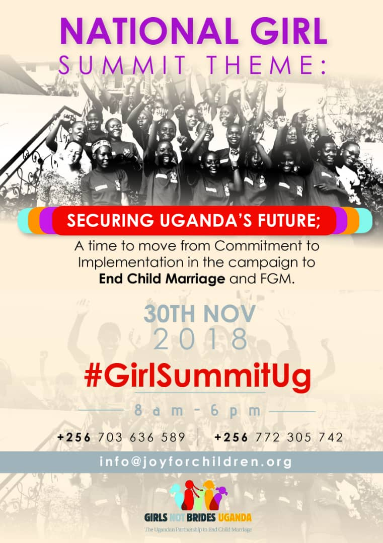 National Girls' Summit 2018